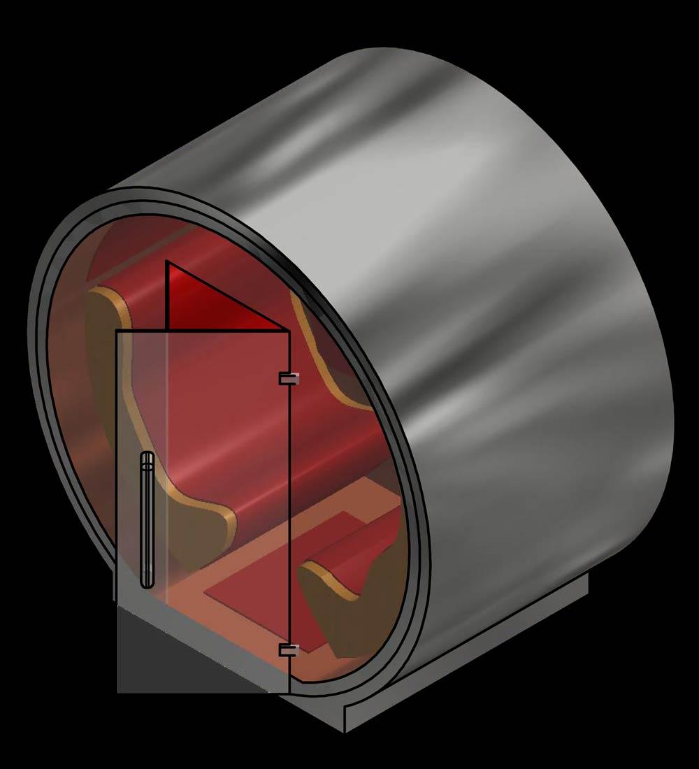 Infrarot-Strahlungswärme