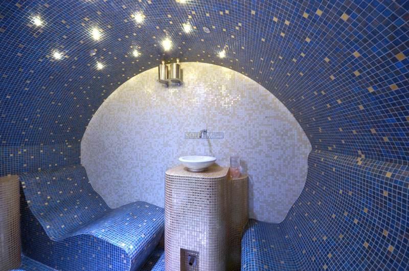 Soleum Luxury baño de vapor privado vienna